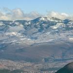 Pogled na Berane iz Crnog vrha
