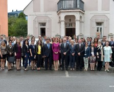 2017 07 03 Berane - Otvorena deseta ljetnja skola za mlade diplomate Gavro Vukovic (11) (Large)