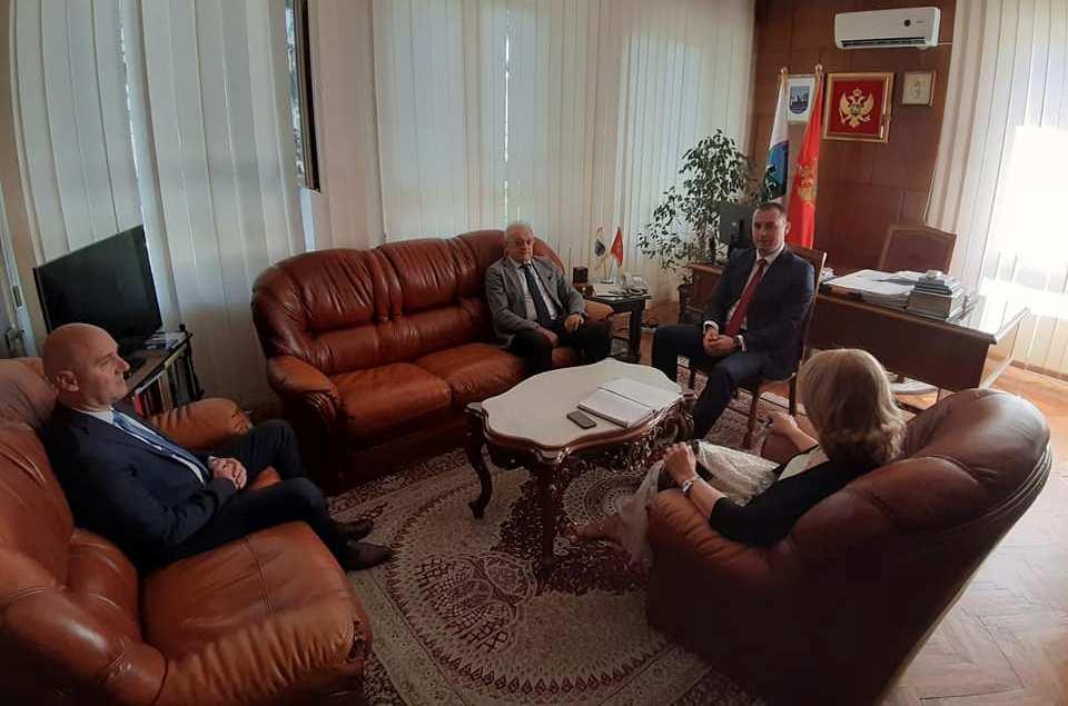Повезивање Берана са македонским општинама