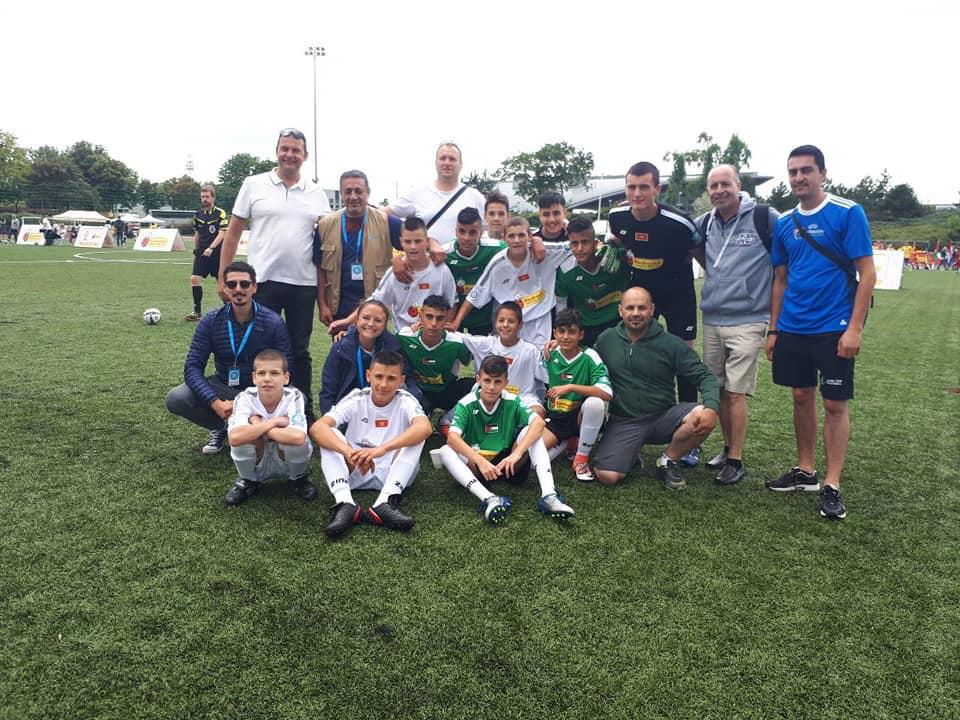 Беранци у Пољској показали спортско умијеће
