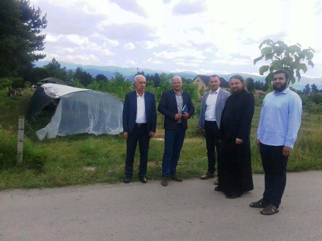 Општина и ТИКА обезбиједили пластенике за пољопривреднике
