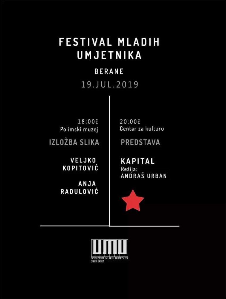 Festival mladih umjetnika Berane