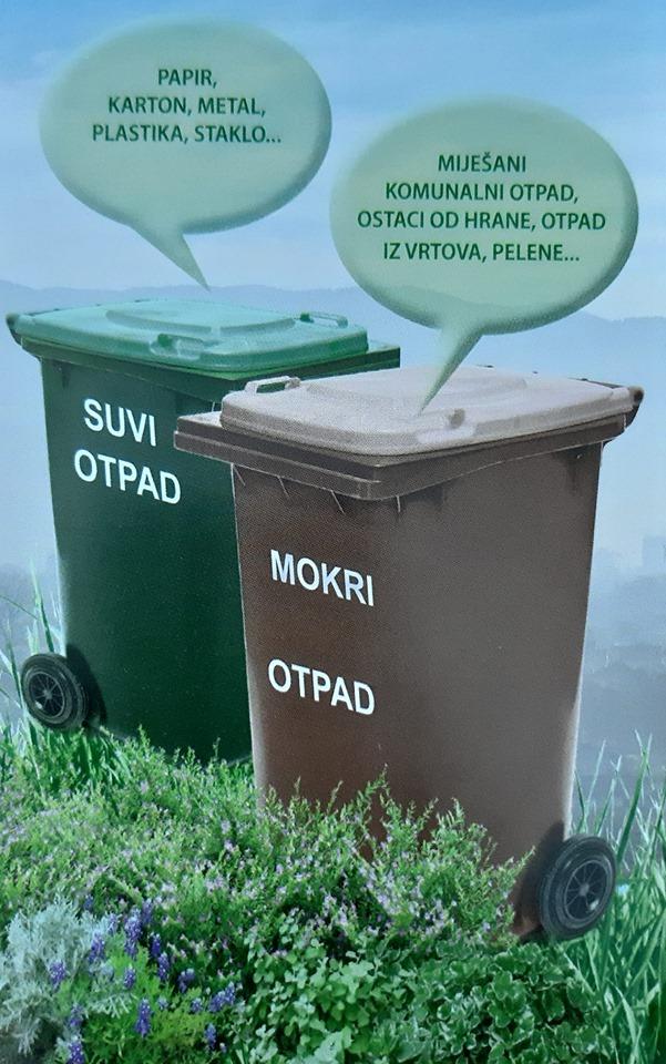 Kante za odlaganje otpada Berana