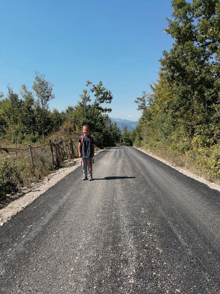 Асфалтирање пута Магистрала – Дапсиће биће завршено до краја дана