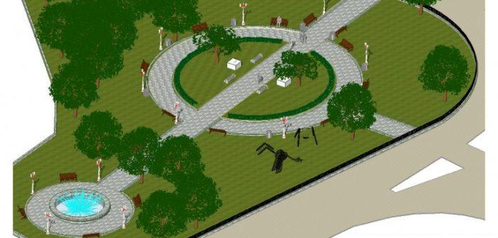 Општина финансира реконструкцију градских паркова