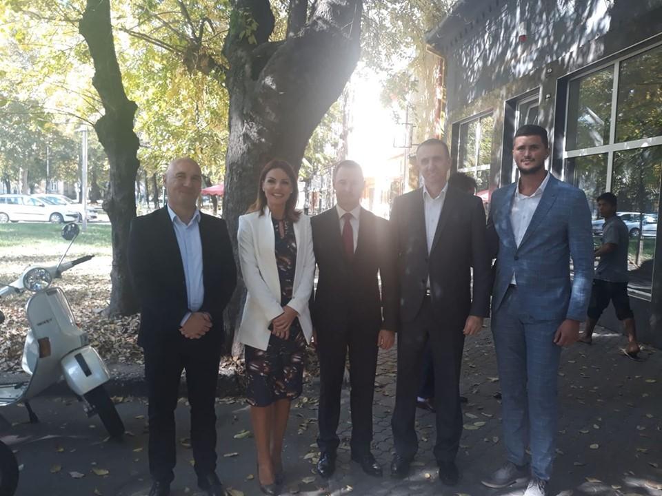 Делегација Општине присуствовала Дану општине Врбас
