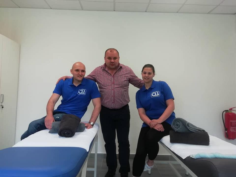 СПОРТСКИ ЦЕНТАР: Уз амбуланту и бифе, сада и теретана