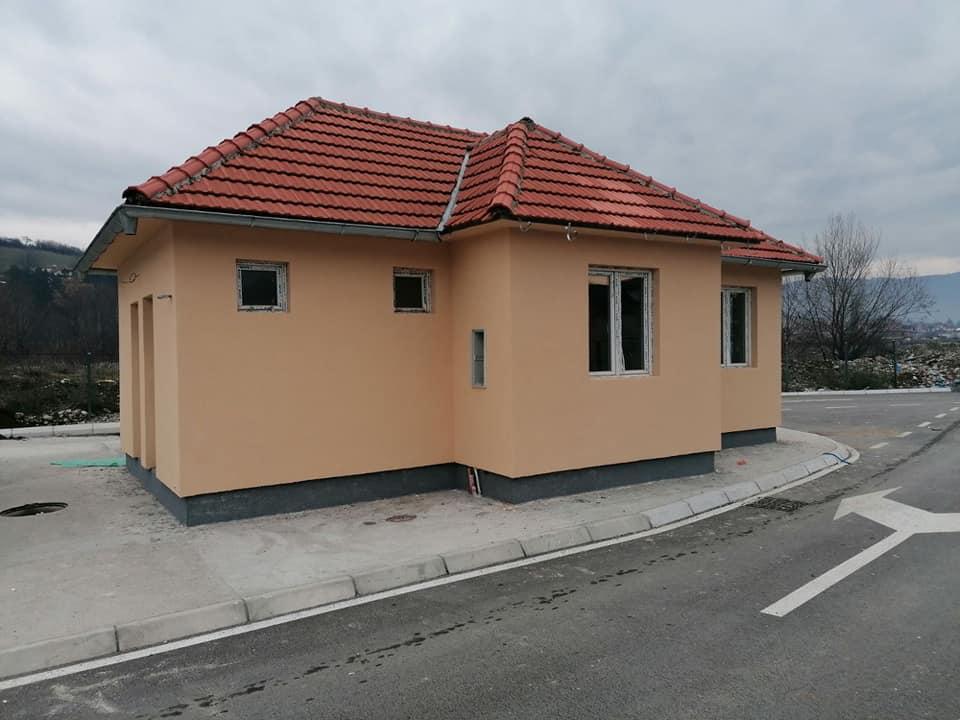 Радови на изградњи сточне пијаце и водовода у Загорју у завршној фази