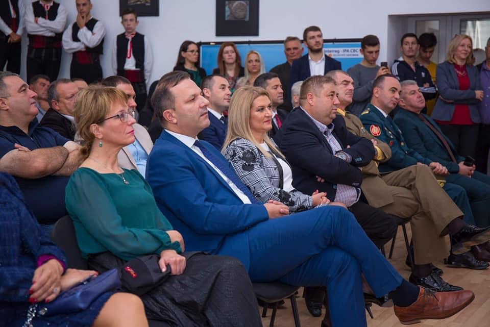 Predsjednik Šćekić na svečanosti povodom Dana opštine Staro Nagoričane