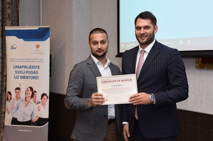 Promovisani novi mentori za mala i srednja preduzeća