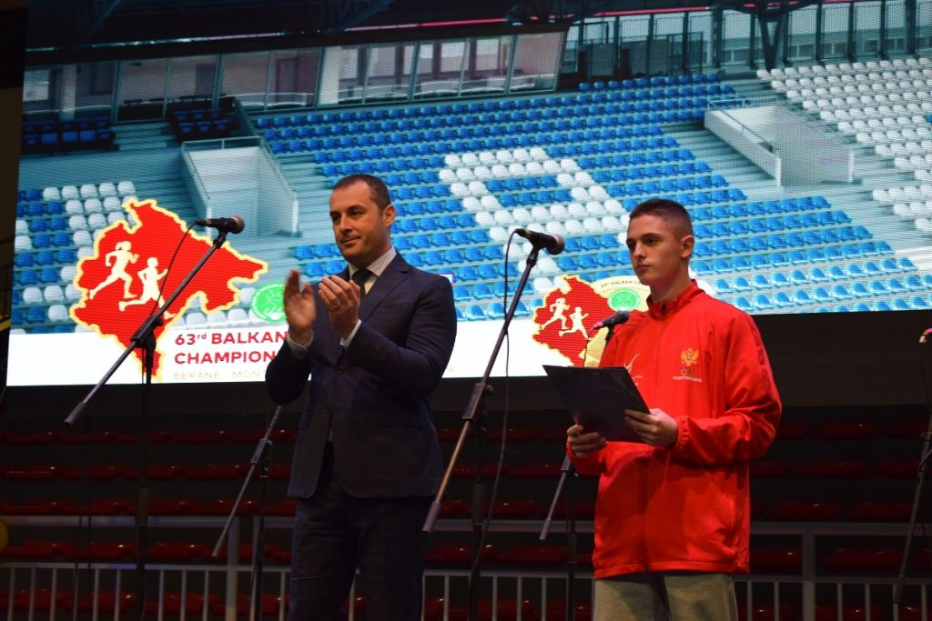 Свечано почело првенство Балкана у кросу