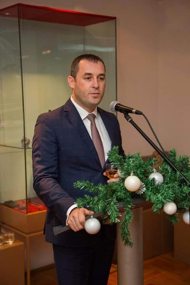 Новогодишња честитка предсједника општине