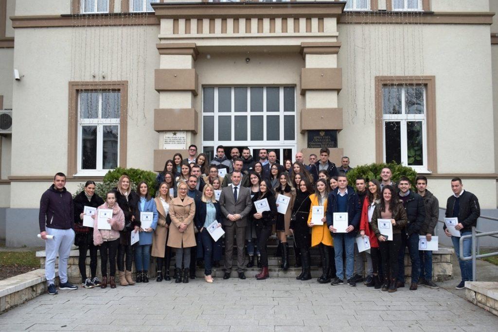 Уручене стипендије најбољим студентима