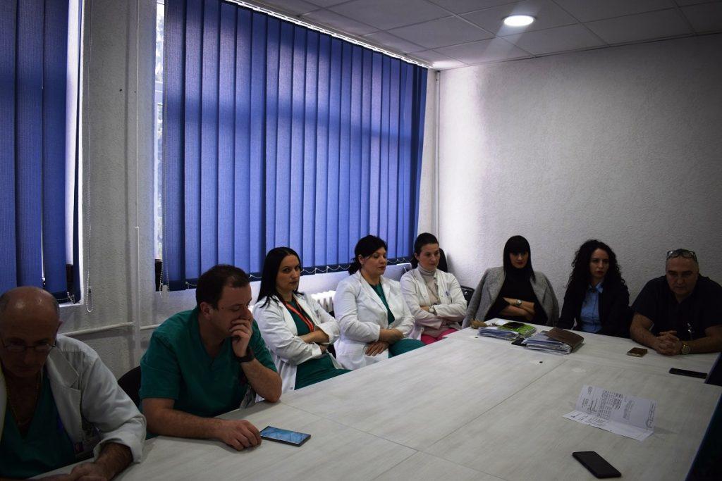 Општина Беране донирала вриједан медицински апарат Општој болници