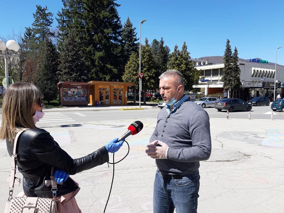 JОЈИЋ: Волонтери Општине стижу и до најудаљенијих села