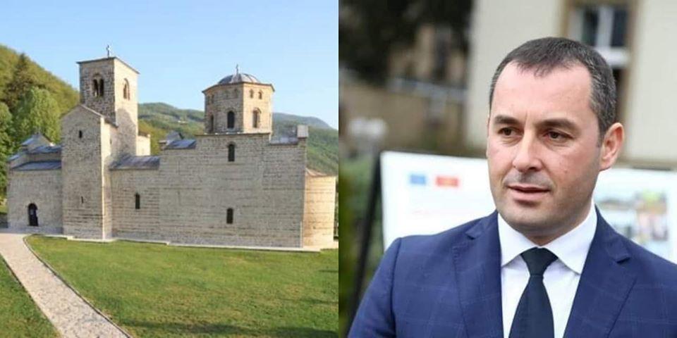 Predsjednik Šćekić čestitao Vaskrs