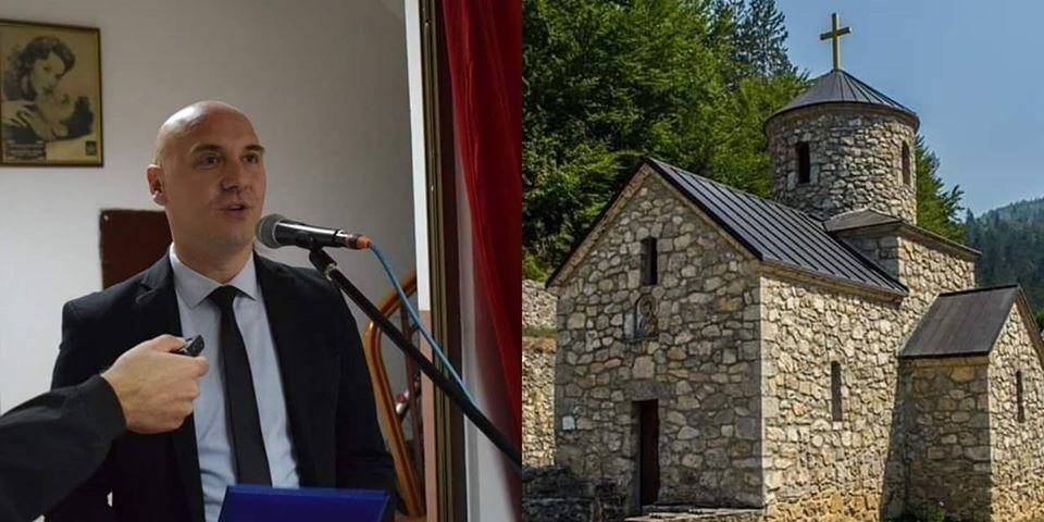 Predsjednik Skupštine čestitao Vaskrs
