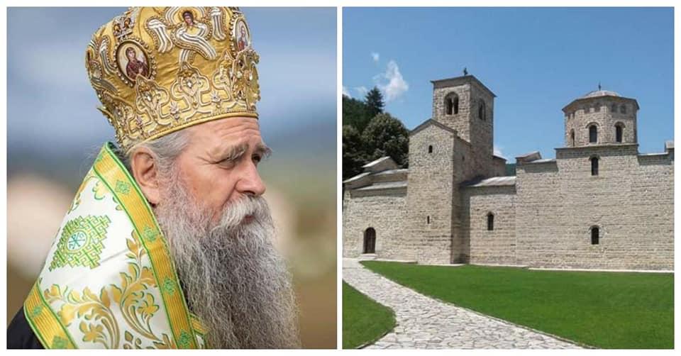 Предсједник општине честитао славу манастира Ђурђеви Ступови