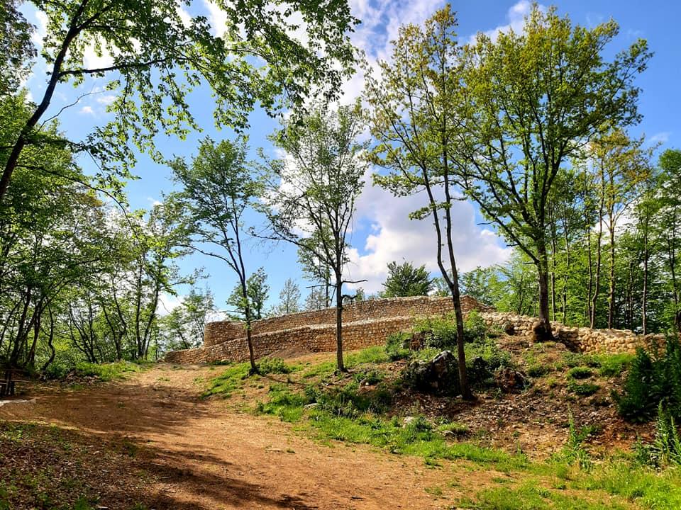 Lokalitet Tumbarice: Ostaci grada nastalog 4.500 godina prije nove ere (FOTO)
