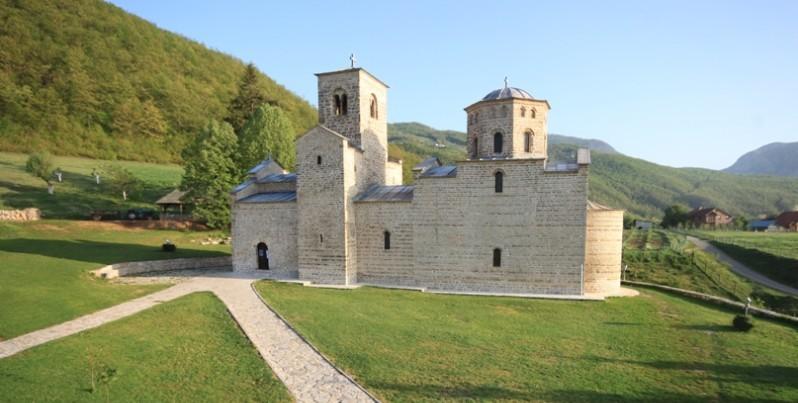 Предсједник СО Беране честитао славу манастира Ђурђеви Ступови