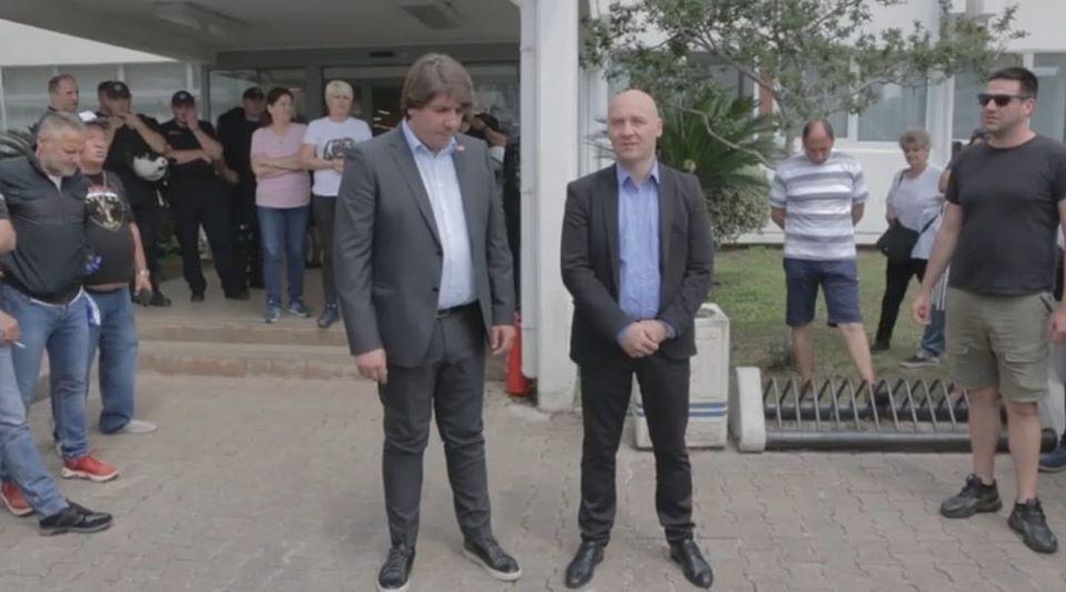 Састанак предсједника скупштина општина Беране и Будва