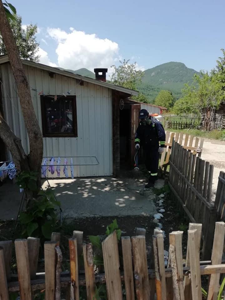 Završena dezinfekcija naselja Riversajd