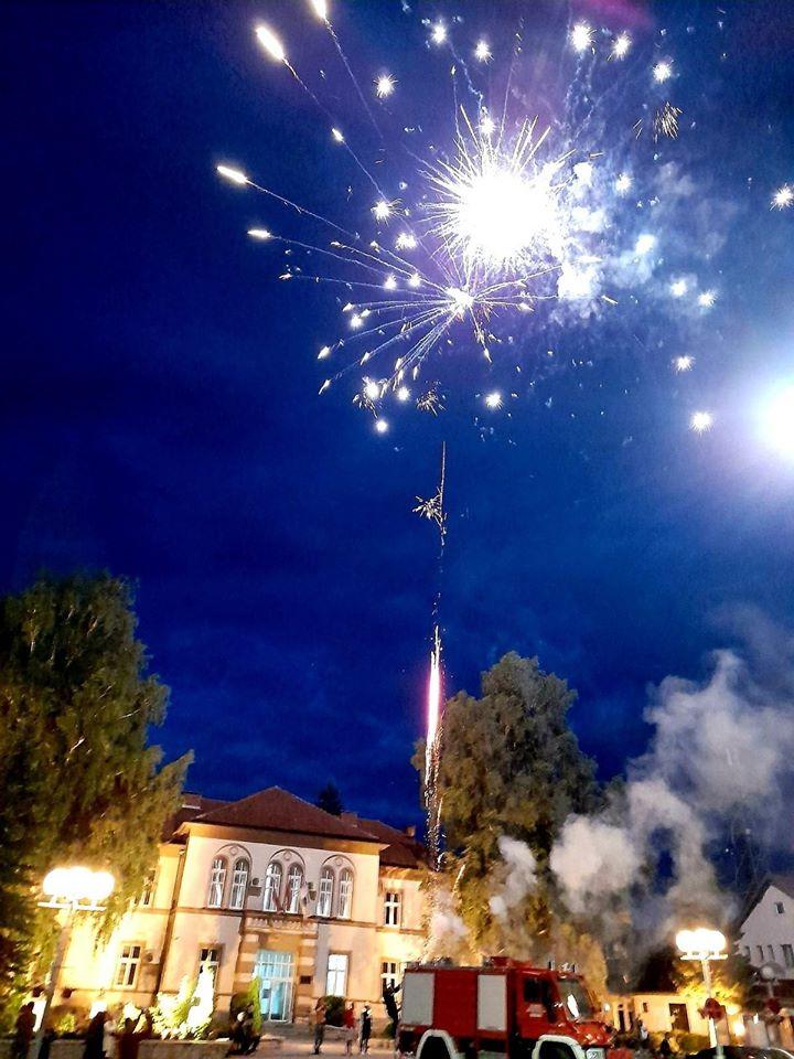 У Беранама ватромет поводом Дана државности (ВИДЕО)