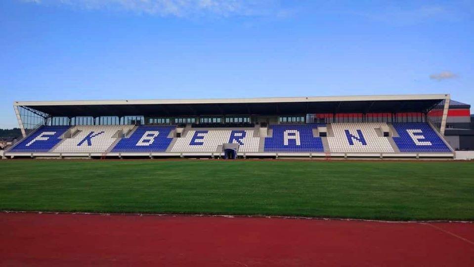 Спортски центар у Беранама - савремен спортски комплекс