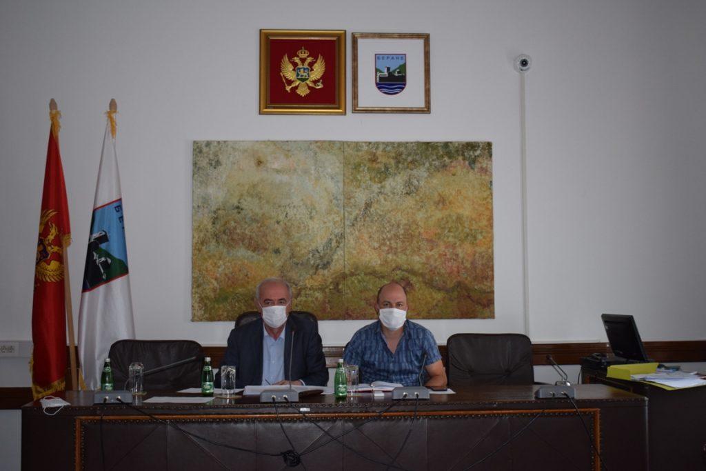 Opštinski tim donio više zaključaka zbog širenja virusa u Beranama