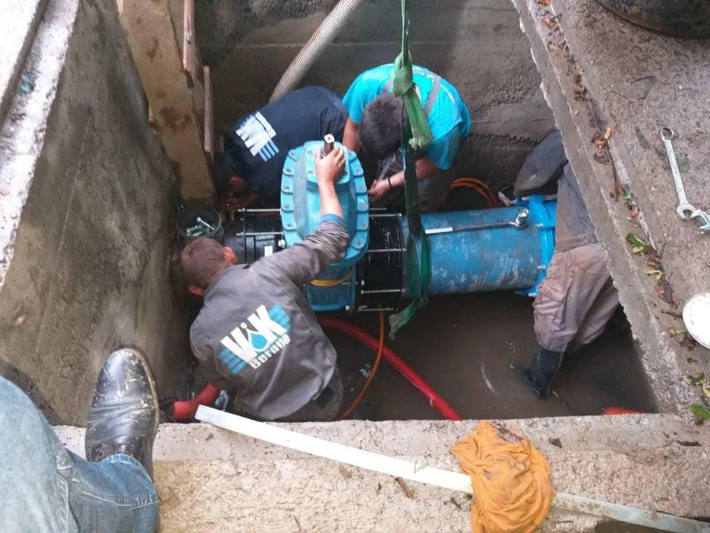 Водовод: Успоставља се нормално снабдијевање водом, извињавамо се због кашњења радова