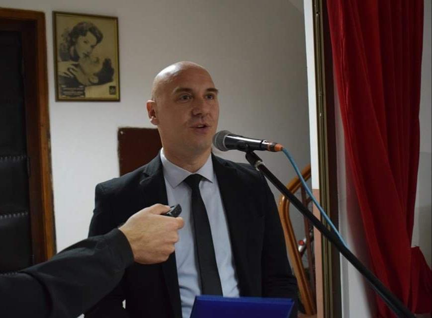 Предсједник СО Беране осудио исписивање графита: Очекујемо да буду ухапшени виновници овог ужаса