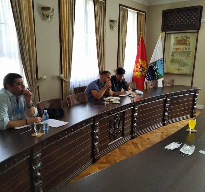 Предсједник СО Беране примио делегацију за надгледање избора