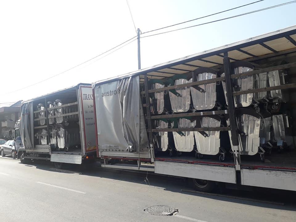 Општина обезбиједила 42 нова контејнера