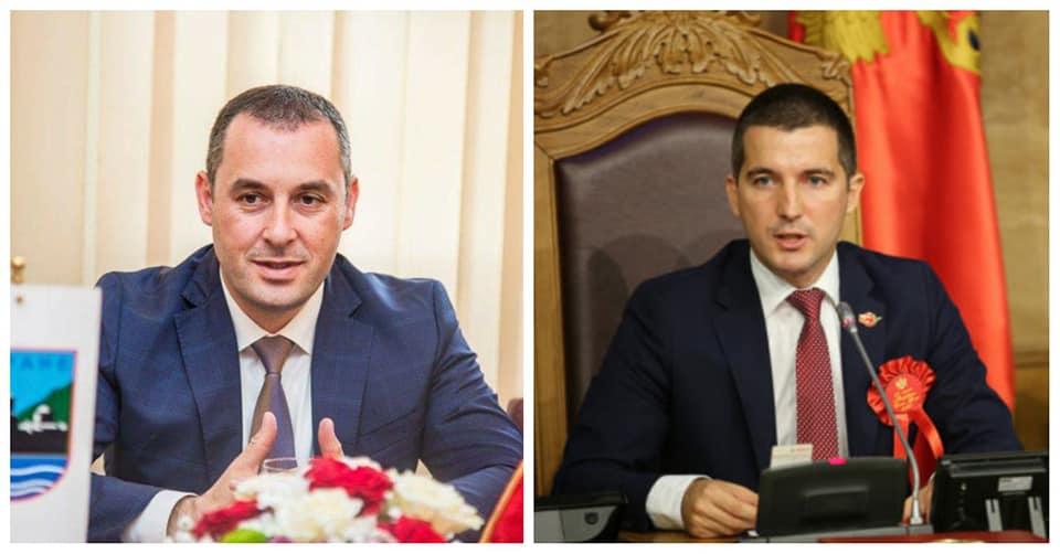 Šćekić čestitao Bečiću izbor za predsjednika Skupštine Crne Gore