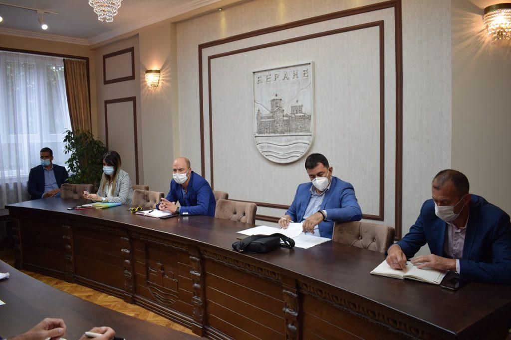 Апел грађанима Берана да поштују мјере како би се зауставило ширење коронавируса