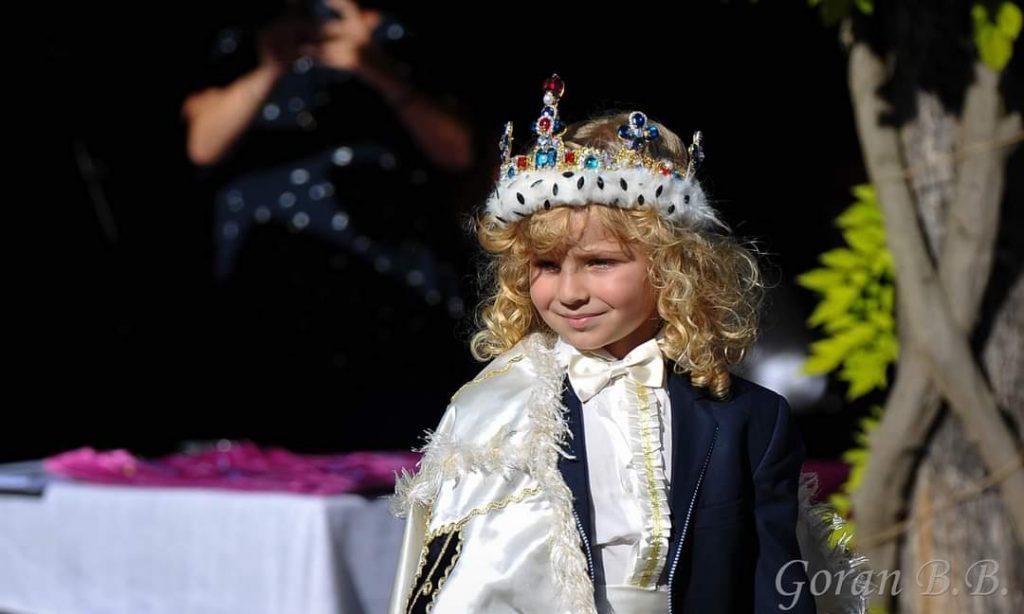 Виктор је поново најљепши: Нова титула за четворогодишњег Беранца