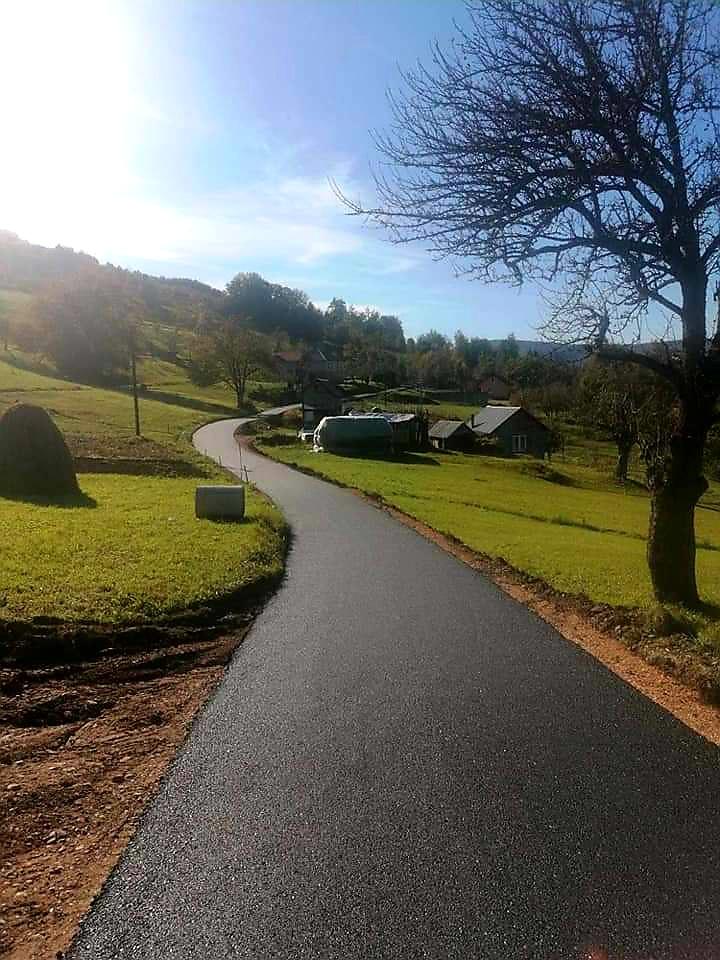 Завршено асфалтирање преко пет километара путева у шест села