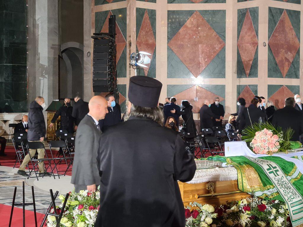 Предсједник СО Беране одао почаст патријарху Иринеју