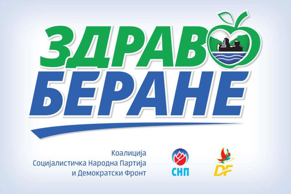 ЗДРАВО БЕРАНЕ: Опструкцијама ДПС, СД и БС одлажу доношење значајних одлука за грађане Берана