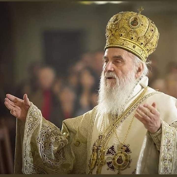 ПРЕДСЈЕДНИК ШЋЕКИЋ: Одлазак Патријарха Иринеја још један велики губитак за нашу Цркву