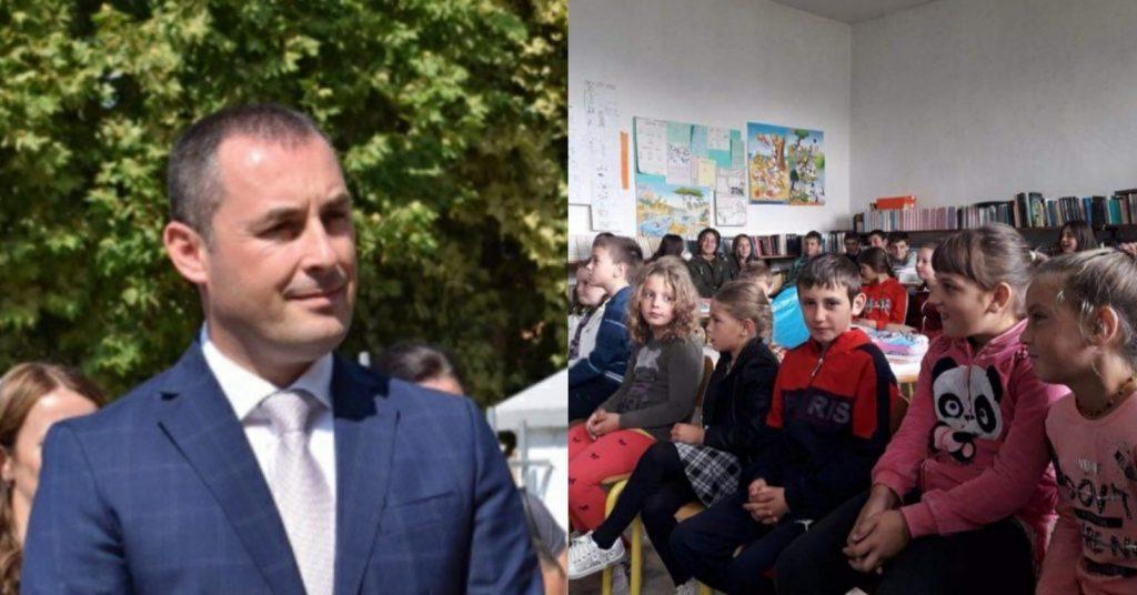 Општина помогла Основну школу у Лубницама