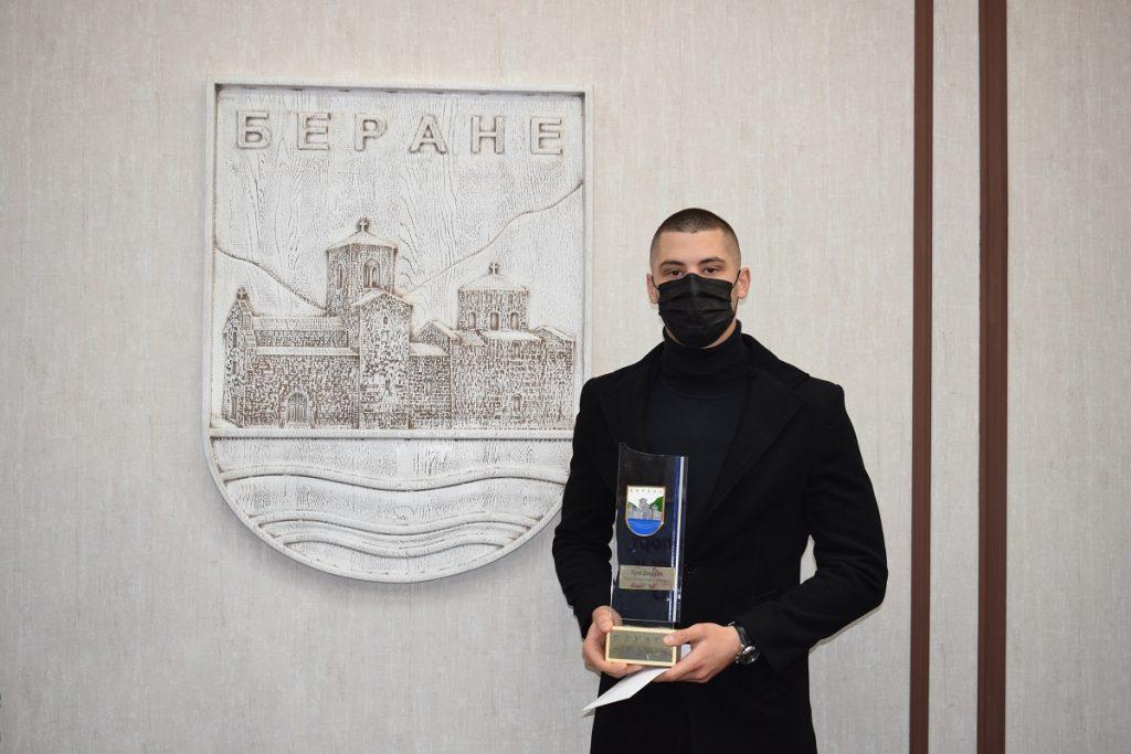 Уручене награде најбољим спортистима, Шћекић: Општина ће наставити да буде ваш ослонац и партнер
