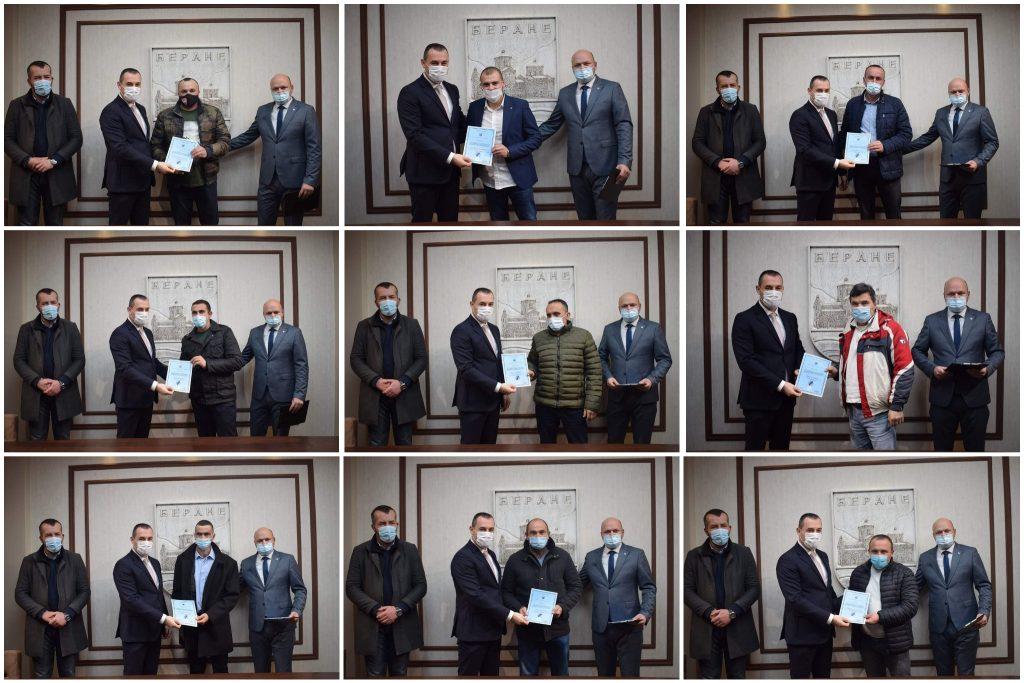 Општина наградила најбоље пољопривреднике